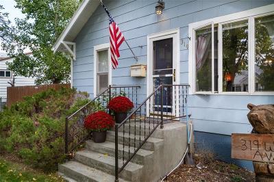 Laurel Single Family Home Contingency: 319 West Avenue