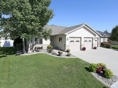Billings Single Family Home For Sale: 2961 Daystar Dr.