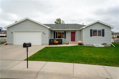 Billings Single Family Home For Sale: 3789 Glantz
