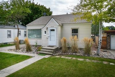 Single Family Home For Sale: 1018 Yale Avenue