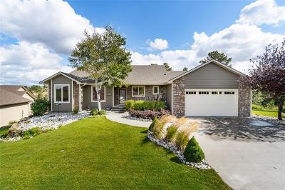 Billings Single Family Home For Sale: 4357 Stout Creek Trail