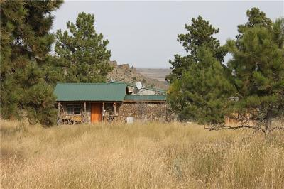 Single Family Home For Sale: 5815 Chief Buffalo Horn Trail