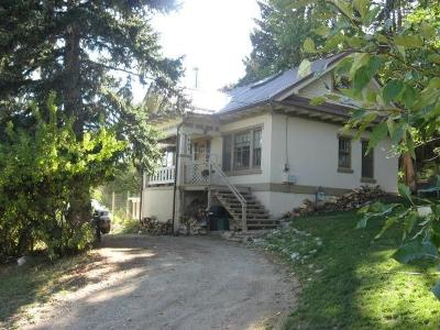 Red Lodge MT Single Family Home For Sale: $244,900