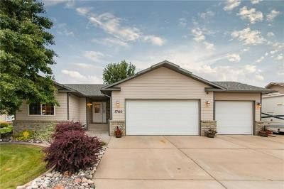 Billings Single Family Home For Sale: 1760 Deep Powder Drive