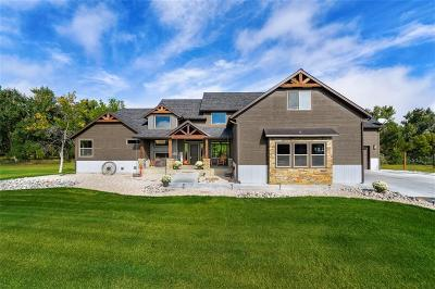 Billings MT Single Family Home For Sale: $899,900