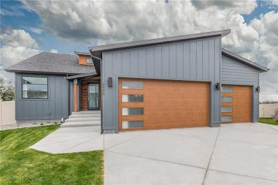 Billings MT Single Family Home For Sale: $475,000