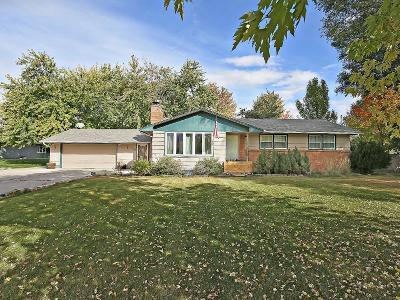Single Family Home For Sale: 1239 Wicks Ln