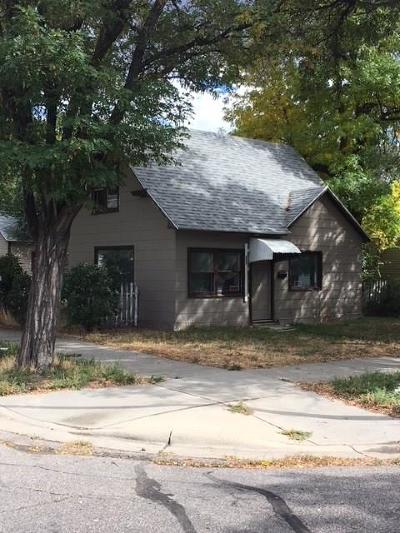 Yellowstone County Single Family Home For Sale: 403 34th Street S