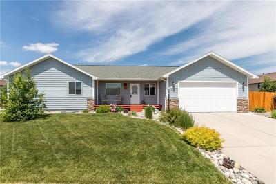 Single Family Home For Sale: 5347 Sacagawea Drive