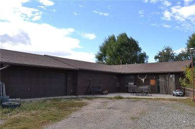 Single Family Home Contingency: 10002 Bison Road