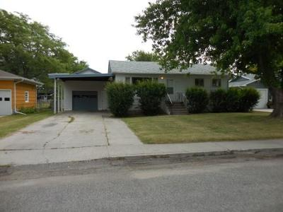 Single Family Home Contingency: 821 25th Street W