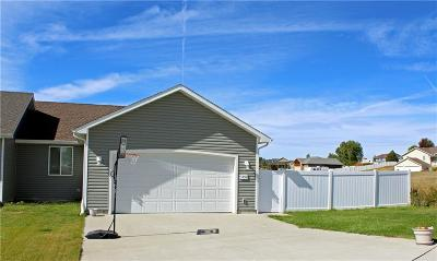 Billings Condo/Townhouse For Sale: 1792 Lake Hills Drive