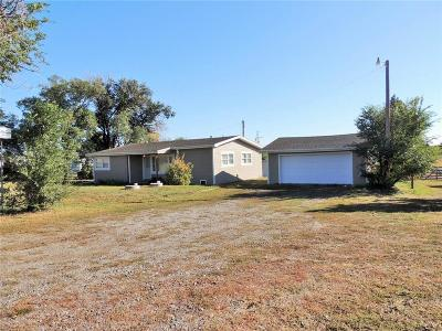 Single Family Home For Sale: 5143 Us Highway 87 N