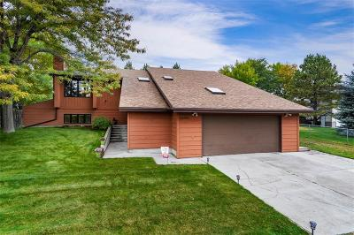 Single Family Home For Sale: 2224 Constellation Trail