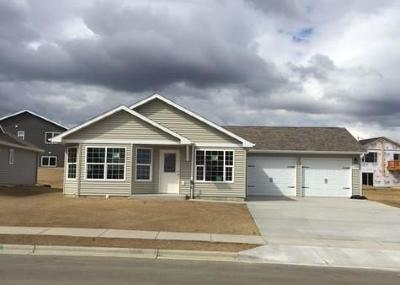 Yellowstone County Single Family Home For Sale: 1430 Topanga Avenue