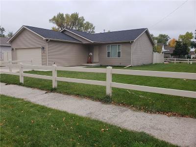 Laurel Single Family Home For Sale: 102 E 6th Street
