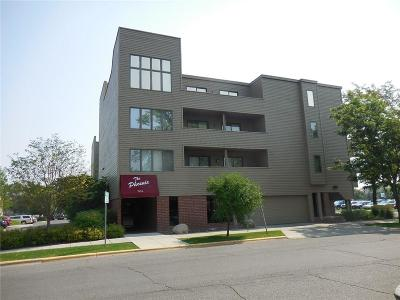 Condo/Townhouse For Sale: 703 N 29th Street #302