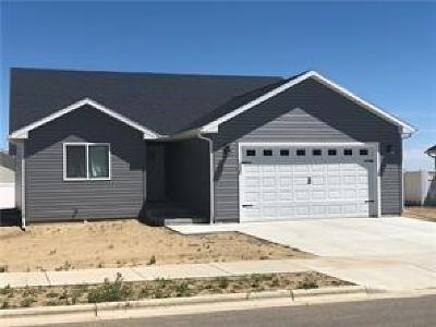 Yellowstone County Single Family Home Contingency: 1533 Topanga Avenue