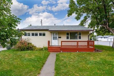 Single Family Home Contingency: 1203 Lynn Avenue