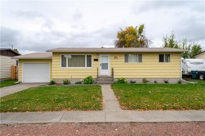 Billings Single Family Home For Sale: 2208 Pueblo
