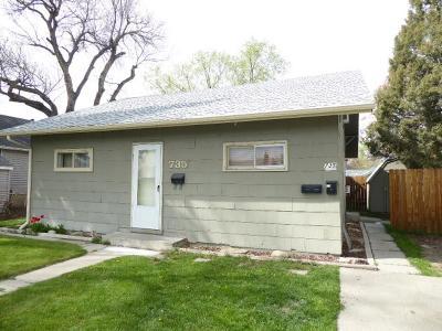 Multi Family Home For Sale: 735 Custer Avenue