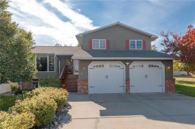 Single Family Home Contingency: 2566 Keel Dr