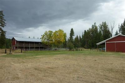 Single Family Home For Sale: 38974 Us Hwy 2 W, Libby