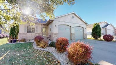 Billings Single Family Home For Sale: 2986 Daystar
