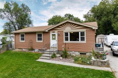 Single Family Home Contingency: 4101 Stone Street