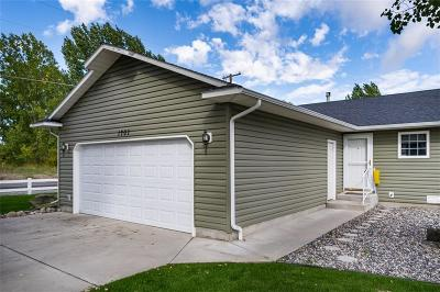 Billings Condo/Townhouse For Sale: 1701 Hawthorne Lane