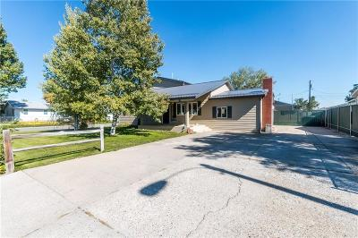 Single Family Home For Sale: 927 N Crow Avenue