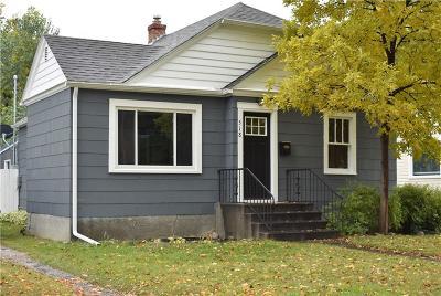 Single Family Home For Sale: 518 Alderson Avenue