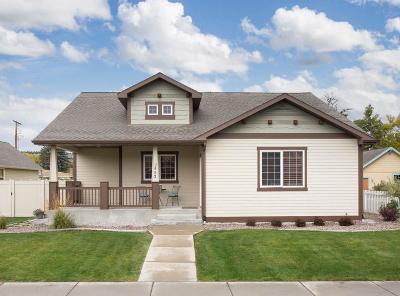Billings Single Family Home For Sale: 813 Avenue F