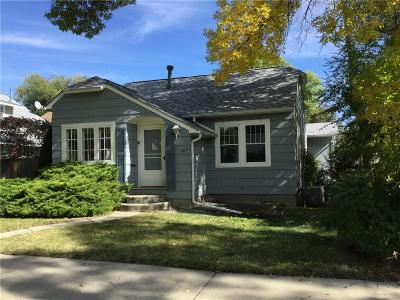 Billings Single Family Home For Sale: 1415 1st St W