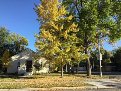 Billings Single Family Home For Sale: 501 Wyoming