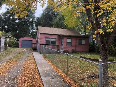Single Family Home For Sale: 1034 N 22nd St