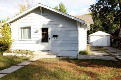 Billings Single Family Home Contingency: 631 Terry Ave.