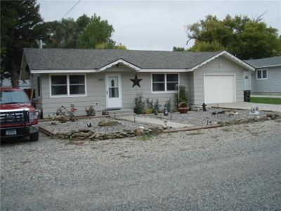 Single Family Home For Sale: 113 N First Str.