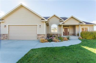 Billings MT Single Family Home For Sale: $450,000