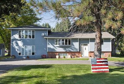 Single Family Home For Sale: 4637 Neibauer Road