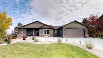 Billings Single Family Home For Sale: 4371 Iron Horse Trl