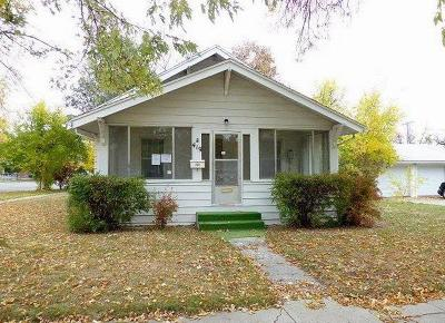 Single Family Home Contingency: 419 2nd Avenue