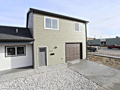 Billings Condo/Townhouse For Sale: 429 S 26th St.