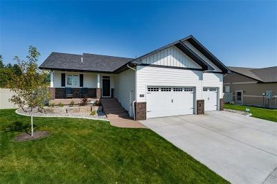 Billings Single Family Home For Sale: 2725 Cornell Circle