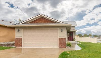 Billings Single Family Home For Sale: 2101 Icewine Dr