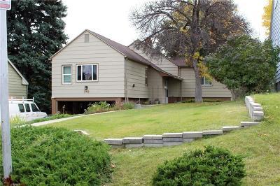 Yellowstone County Single Family Home For Sale: 740 Alderson Avenue
