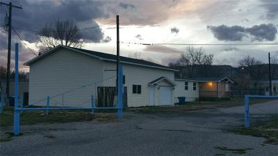 Bridger Single Family Home Contingency: 119 N B Street