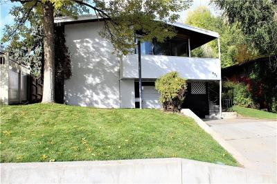 Billings Single Family Home For Sale: 831 Lewis