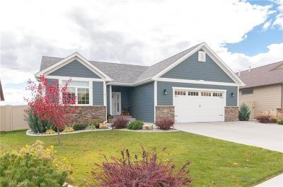 Billings Single Family Home For Sale: 3013 Golden Acres Dr
