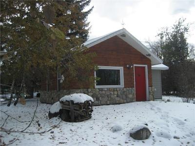 Red Lodge MT Single Family Home Contingency: $185,000